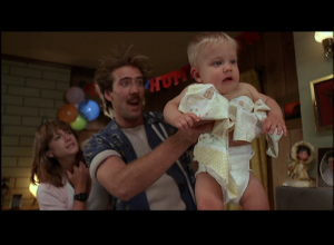 Raising Arizona that theres the kitchen area